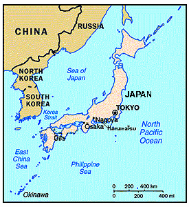 The Unification Of Japan Ap World History Chapter - Japan map 1500